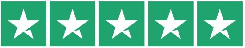 5 stars trustpilot pc rework